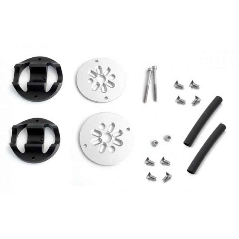 Coaxial engine mount kit 50 mm
