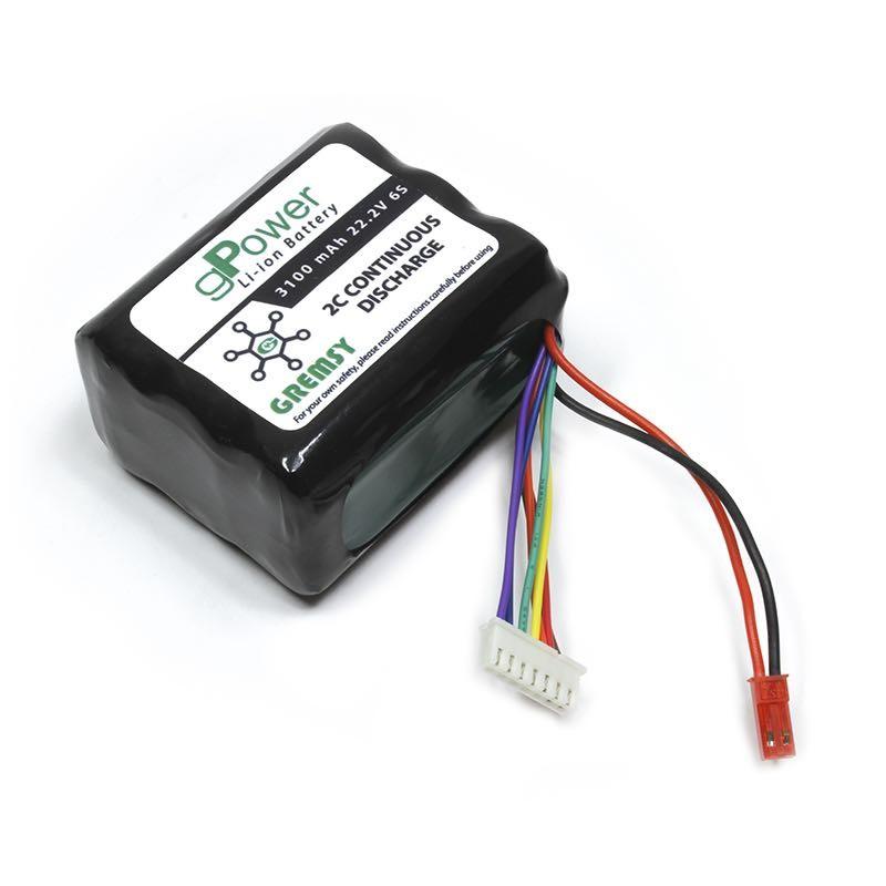 Gremsy gPower 6S Battery - 3100mAh