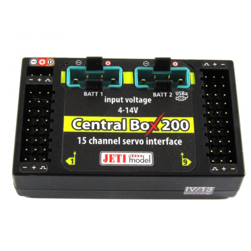 JETI Central BOX 200