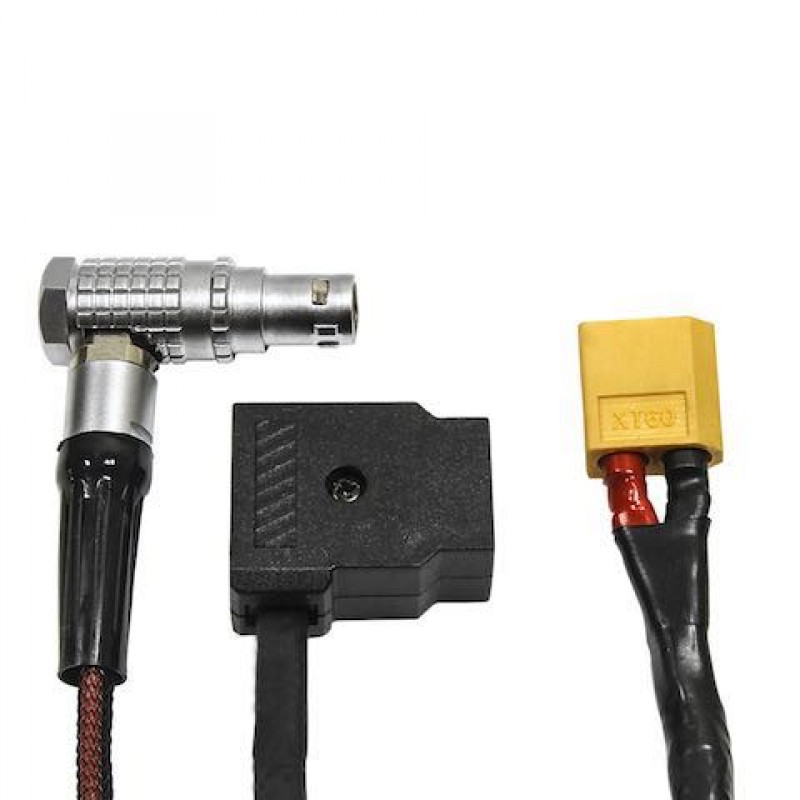 Gremsy Combo Lemo Cable + D-tap Connector