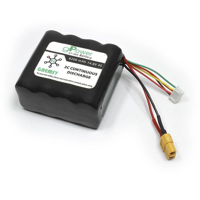 Gremsy gPower 4S Battery – 6200mAh