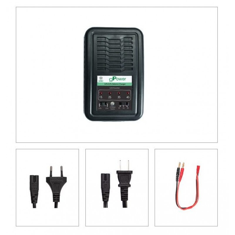 Gremsy gPower Battery Charger - H3, H7 & H16