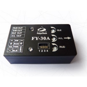 Estabilizador FY30A (caja metálica negra)