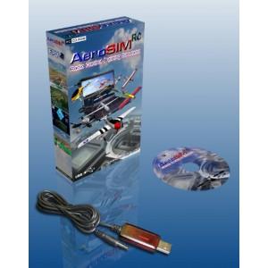 AeroSIM RC (conector Futaba cuadrado)