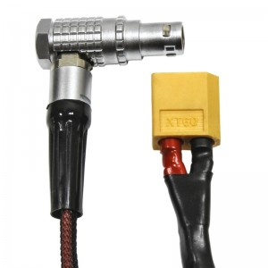 Gremsy Lemo Cable for Red Camera