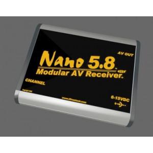 Nano 5.8 GHz Modular Receiver