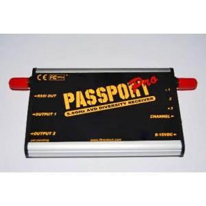 PassPort Pro 5.8 Diversity Receiver