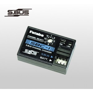 Futaba S.Bus Servo Channel Changer