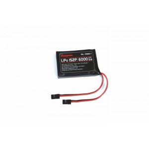 Batería de repuesto LiPo TX 1S2P/6000 3.7V