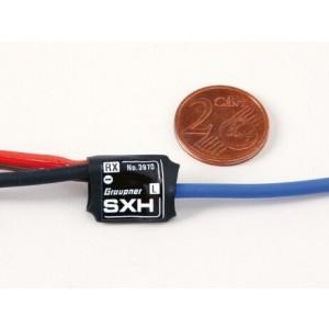 Interruptor electrónico Graupner SXH